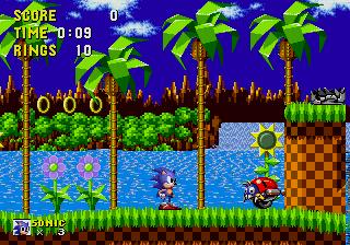 Retro Review – Sonic the Hedgehog