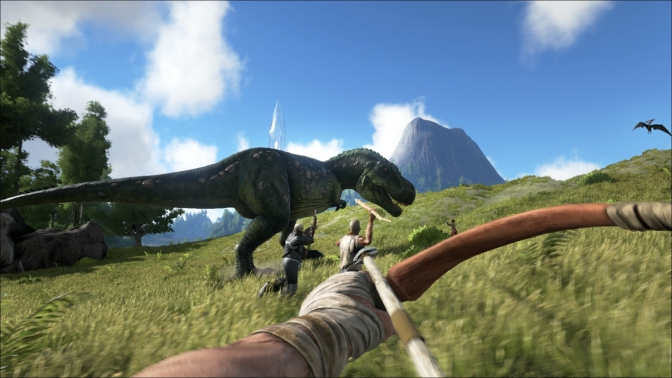 Ark: Survival Evolved Has Been Delayed Just A Week Before Release