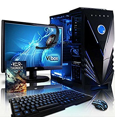 Vibox Gaming PC Bundle – Review