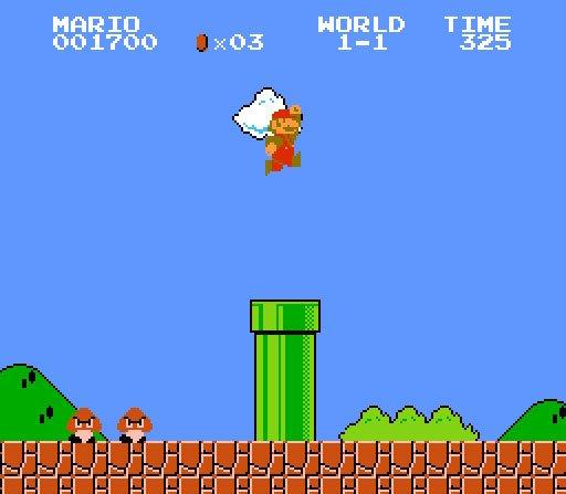 Retro Review – Super Mario Bros.