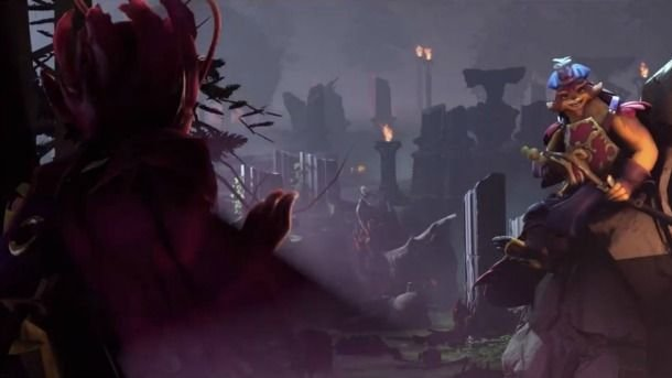 Dota 2 Is Adding 2 New Heroes In It's Dueling Fates Update