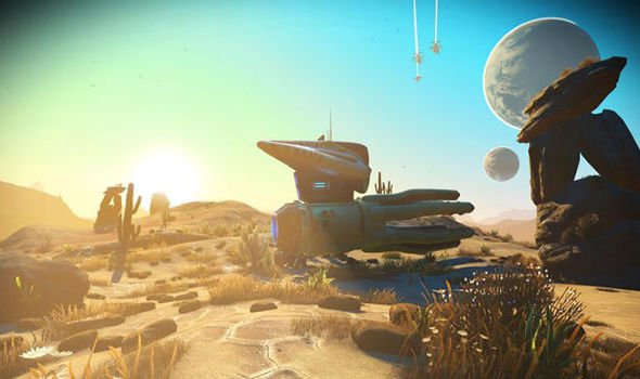 No Man's Sky Update Adds 30 Hours Of Story + Multiplayer